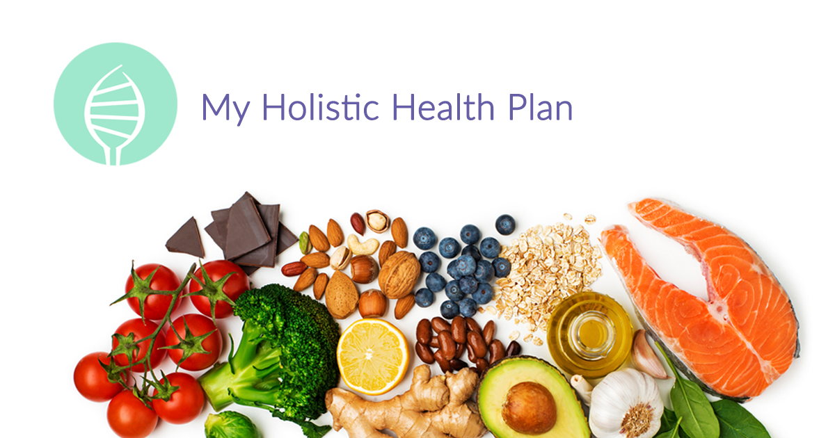 About | My Holistic Health Plan